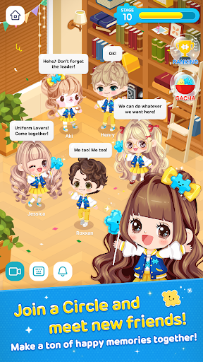 LINE PLAY - Our Avatar World 7.7.1.0 screenshots 23