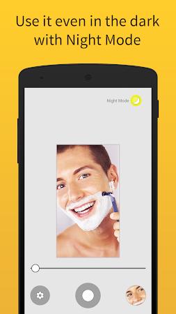 Mirror Mustache Makeup Selfie 1.1 screenshot 5338