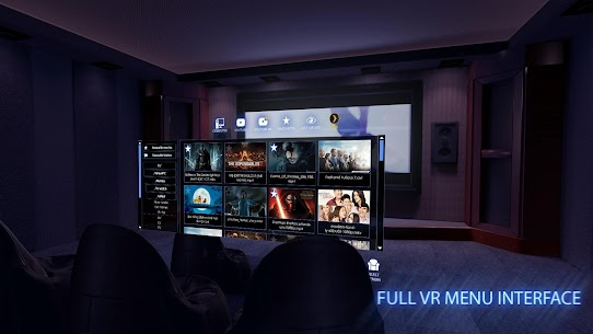 Cmoar VR Cinema PRO 5.6.1 Mod Android Updated 3