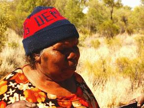 Photo: Aborigène en Australie