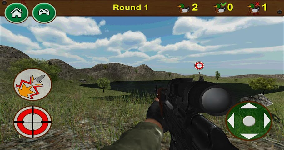 android Zombie Duck Hunting 3D Screenshot 5