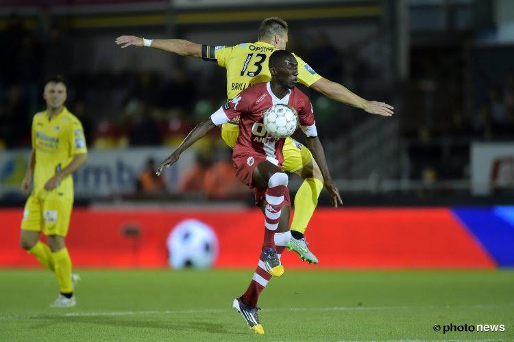 Owusu (Antwerp) reste finalement en D2