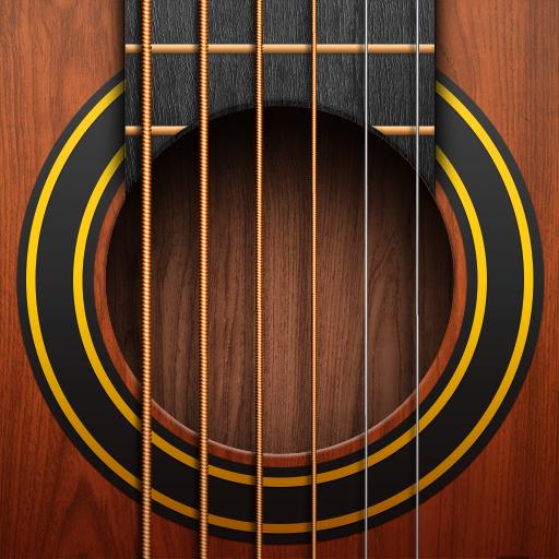 Real Gitarre - Akkorde und Lieder Spielen