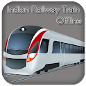 Indian Railway Train - Offline icon