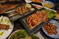 歐納串燒 洋食