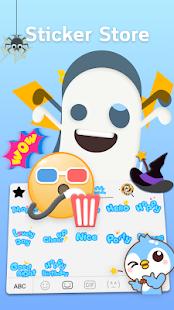 Emoji keyboard -Theme, Emoji, Gif 2