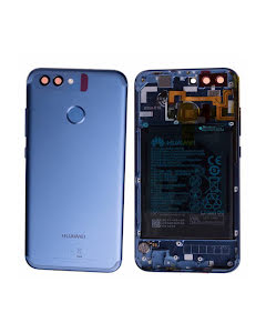 Nova 2 Back Cover Blue with Battery Original