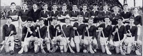 Photo: Limerick CBS 1964