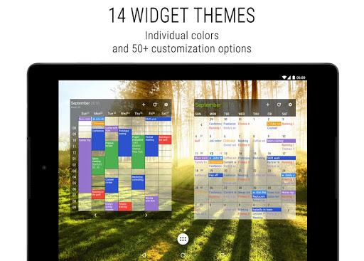Business Calendar 2・Agenda, Planner & Widgets screenshot 13