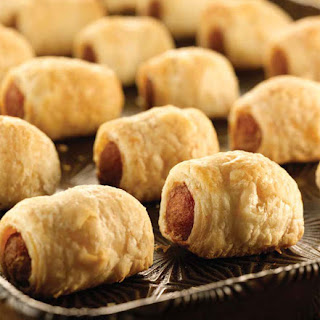 Mary Giuliani's Infamous Pigs in a Blanket