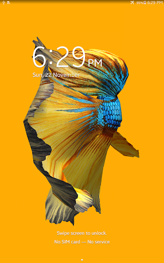 Betta Fish 3D screenshot 10
