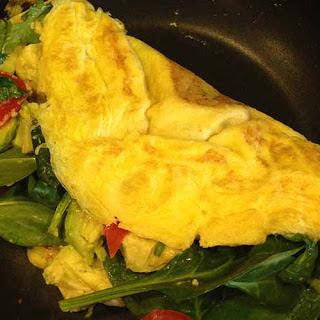 Weekend Warrior Omelette.