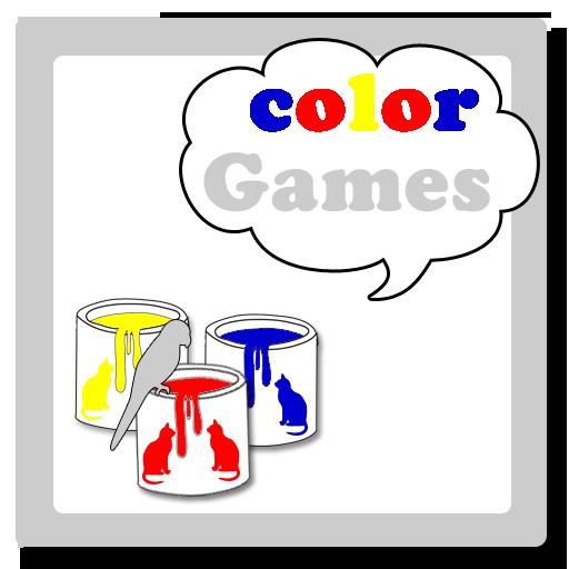 教育の子供のためのゲームを着色 LOGO-記事Game