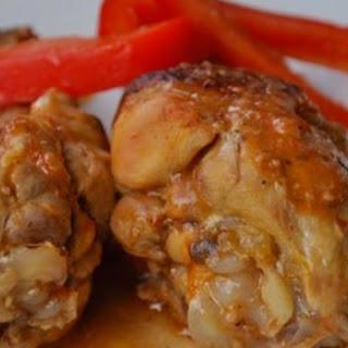Haitian Stewed Chicken (Poule en Sauce)