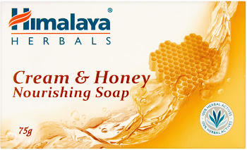 Himalaya Herbals Nourishing Soap - Cream and Honey, 75g