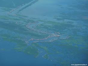 Photo: #001-Le lac Tonlé Sap près d'Angkor