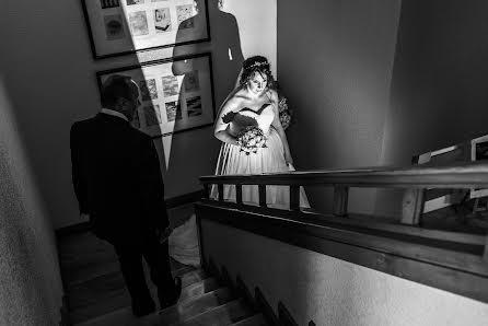 Vestuvių fotografas Jesús Gordaliza (jesusgordaliza). Nuotrauka 04.07.2017