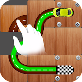 Unblock Car Sliding Puzzle  🚗