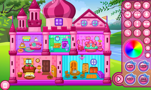 Download Doll House Decoration Game For Pc