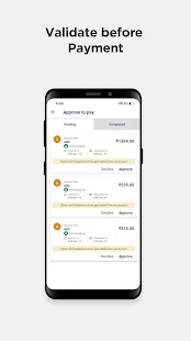 BHIM - MAKING INDIA CASHLESS Screenshot