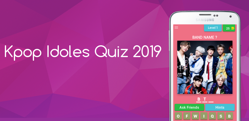 Download Kpop Idol Quiz 2019 | Play And Make Money $$ APK