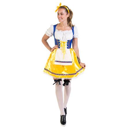 Sverigeklänning S