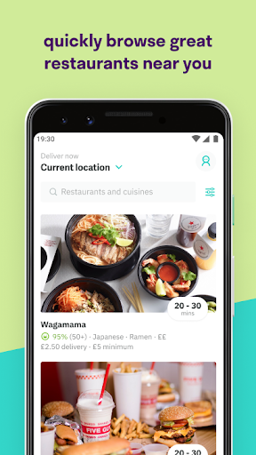 Deliveroo: Restaurant Delivery 3.10.0 screenshots 2