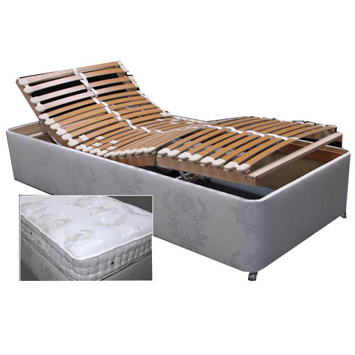 Adjustables Countess Adjustable Bed
