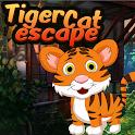 Tiger Cat Best Escape Game 104 icon