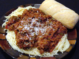 Kay's All Day Spaghetti Sauce Recipe