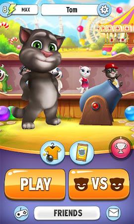 Talking Tom Bubble Shooter 1.1.0.466 screenshot 238561