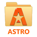 ASTRO File Manager mobile app icon
