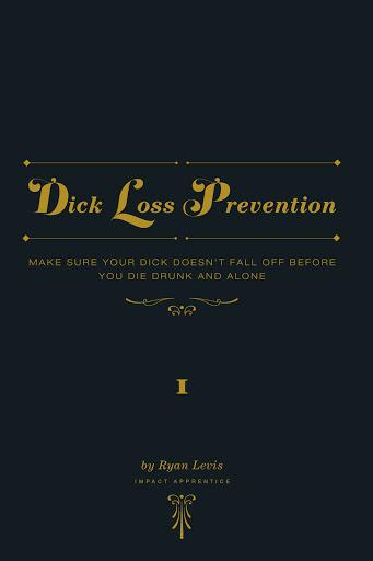 Dick Loss Prevention Vol. 1 cover