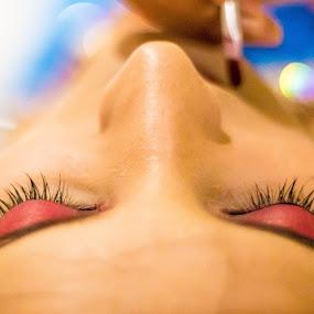 Make up by Aditi Dinakar - Wedding Details