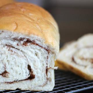 Soft Cinnamon Swirl Bread.