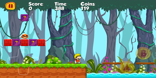 Jungle World of dario Adventure android2mod screenshots 13