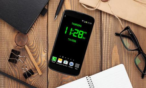 Digital Clock - LED Watch 2.1 screenshots 7