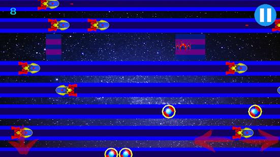 Flasy - космическая аркада - náhled