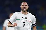 """EK-winnaar als basisspeler, heel de wereld gecharmeerd, maar Chiellini zit zonder club: """"Nog niks gehoord van Juventus"""""""