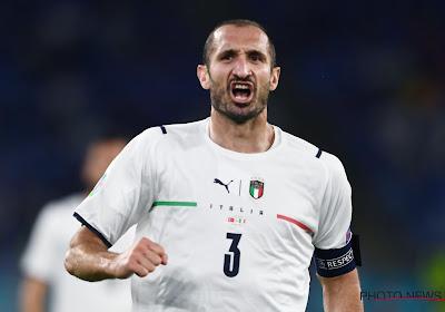 OFFICIEL : Giorgio Chiellini prolonge à la Juventus