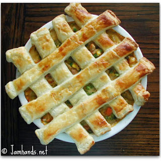 Chicken Pot Pie Soup Puff Pastry Recipes