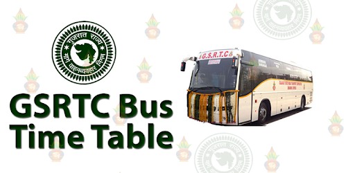 Gsrtc bus time table apps on google play for Table 52 go bus