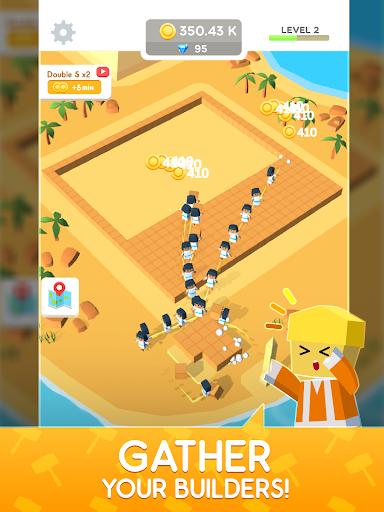 Idle Landmark Tycoon - Builder Game 1.28 Screenshots 8