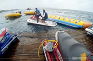 Jetskiing in Boracay