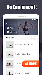 App Home Workout - Fitness & Workout at Home APK for Windows Phone