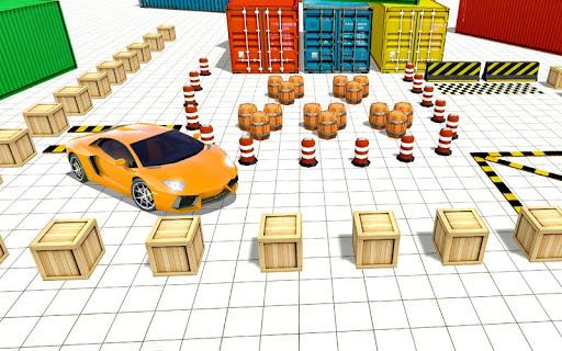 Modern Car Parking Mania : New Parking Games 2019 apkslow screenshots 8