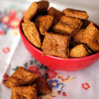 Homemade Cheez Crackers Recipe