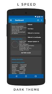 L Speed (Boost&Battery) [ROOT] Premium (MOD) 2