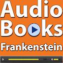 Frankenstein audiobook icon