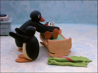 Pingu is Jealous